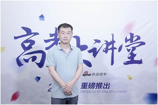 河西学院招生办公室副主任 高宏