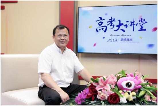 江西财经大学招生就业处副处长罗庆辉