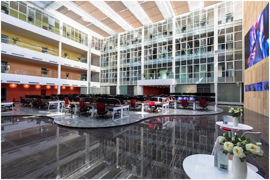 盛宝金融科技商学院金融创新与多资产智能交易实验室
