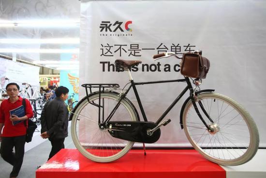 这的确不再只是一台单车。/图虫创意