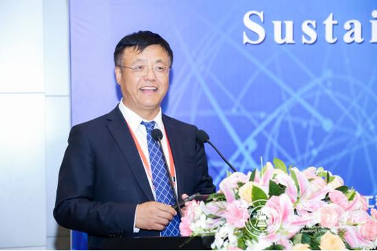 北京交通发展研究院院长郭继孚教授演讲