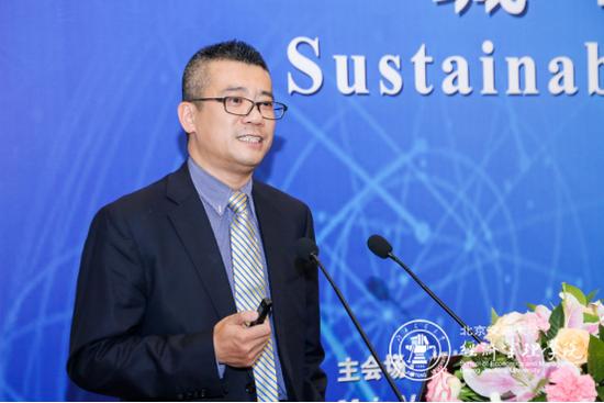 高德地图智慧交通行业中心数据分析专家苏岳龙博士演讲