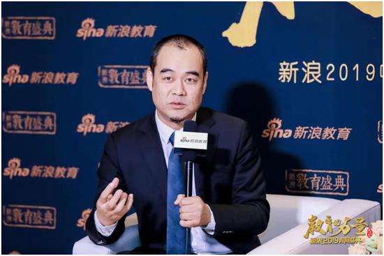 中鸣机器人常务副总经理邹宝明