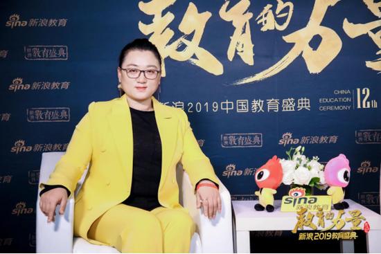 艺象标中国区总裁 隋晓华