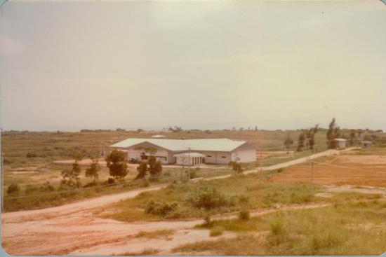 △1981年,正大集團在深圳南頭建設首個孵化場 圖片來源:正大康地公司