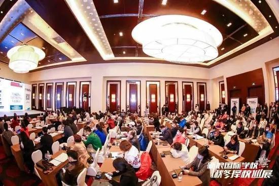 新浪&微博2021国际学校春季择校巡展日程发布