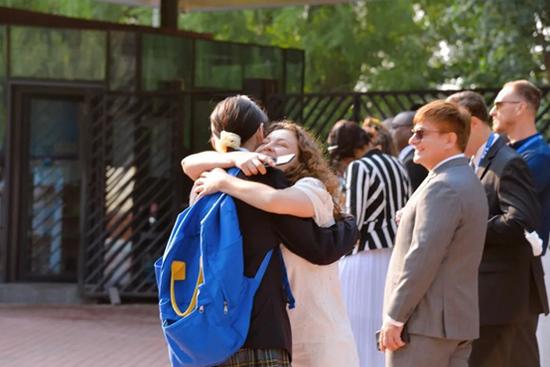 新府学2021-2022学年开学典礼—爱与美好 如约而至