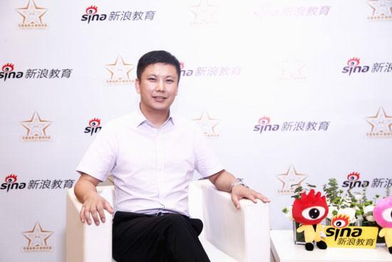 艾宾浩斯智能教育联合创始人 杨卫东
