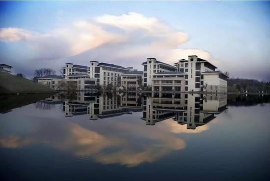 南京审计大学   图片来源:南京审计大学官网