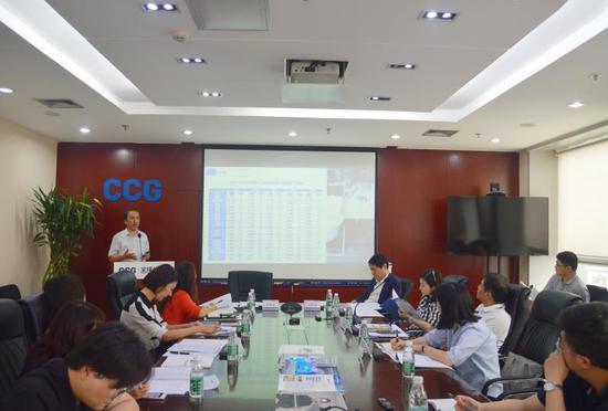 CCG特邀高级研究员、中国教育学会副秘长、研究员高书国