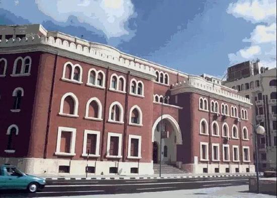 艾因·夏姆斯大学(Ain Shams University)