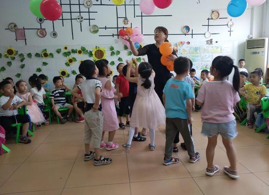 正能量教师:济宁教育学院附属小学幼儿园高级教师程春梅