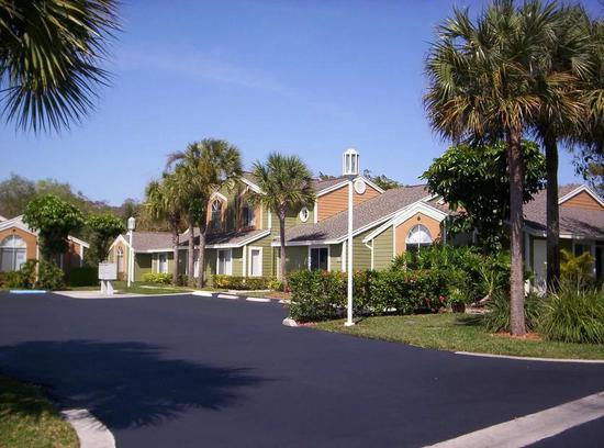 佛罗里达一处退休人员社区