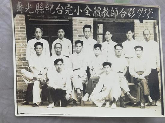 新中国第一代乡村教师张民信:退休40年与学生依然亲近