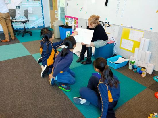 数字时代的教育:这所学校实现了完美分化