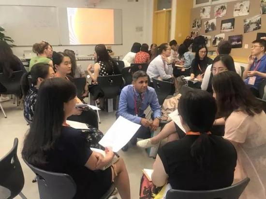 育建未來:2018首屆TIDE國際教師發展大會落幕
