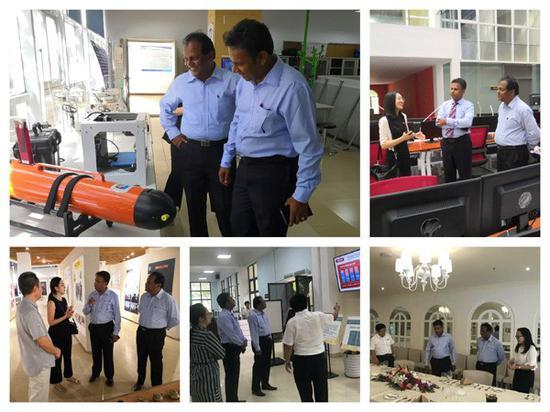 三亚学院与斯里兰卡高校合作取得新突破