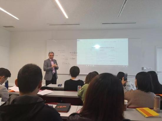 华东理工大学商学院MBA2019法国游学圆满完成