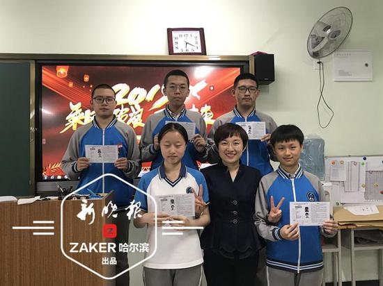 黑龙江省理工科707分学生王晗:玩十几种传统乐器不被抑郁操纵