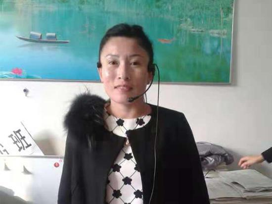 内蒙古赤峰市第三中学教师任海燕