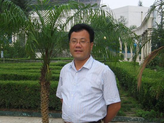 济南市钢城区里辛第一中学教师宓新源