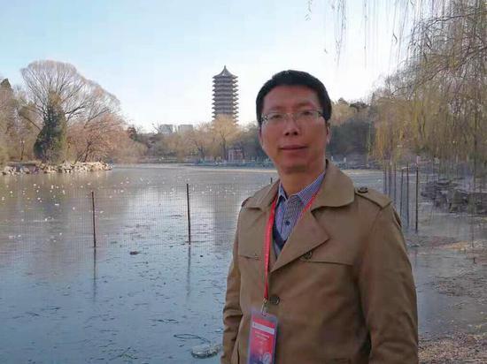 赣州市第五中学校长魏长俊