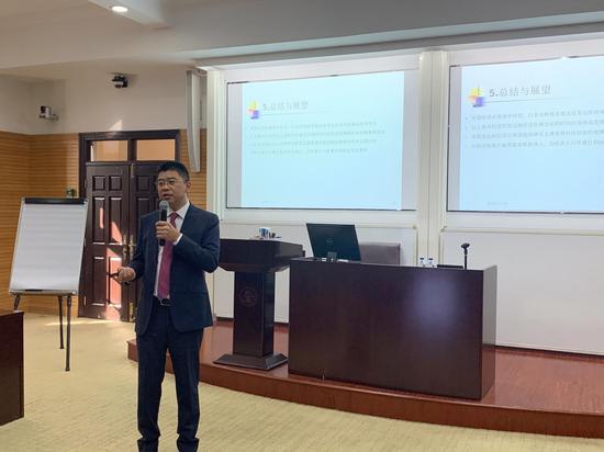 上海交通大学安泰经济与管理学院教授罗守贵