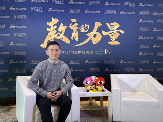 ROSSO国际艺术中心运营总监张彧睿