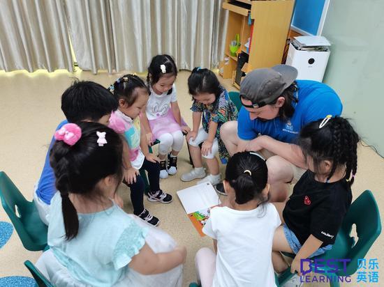贝乐英语:幼儿少儿英语启蒙要格外重视兴趣的引导