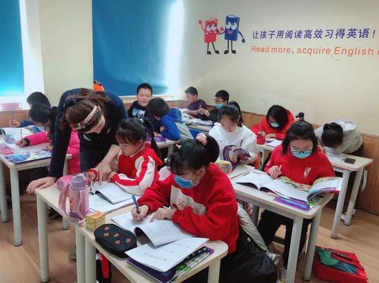 在北京有哪些睿丁少儿英语校区?一文带你了解睿丁英语