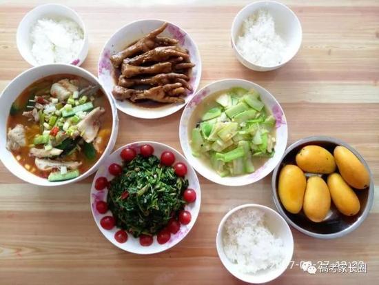 高考微问答189期:高三生怎么吃才健康?