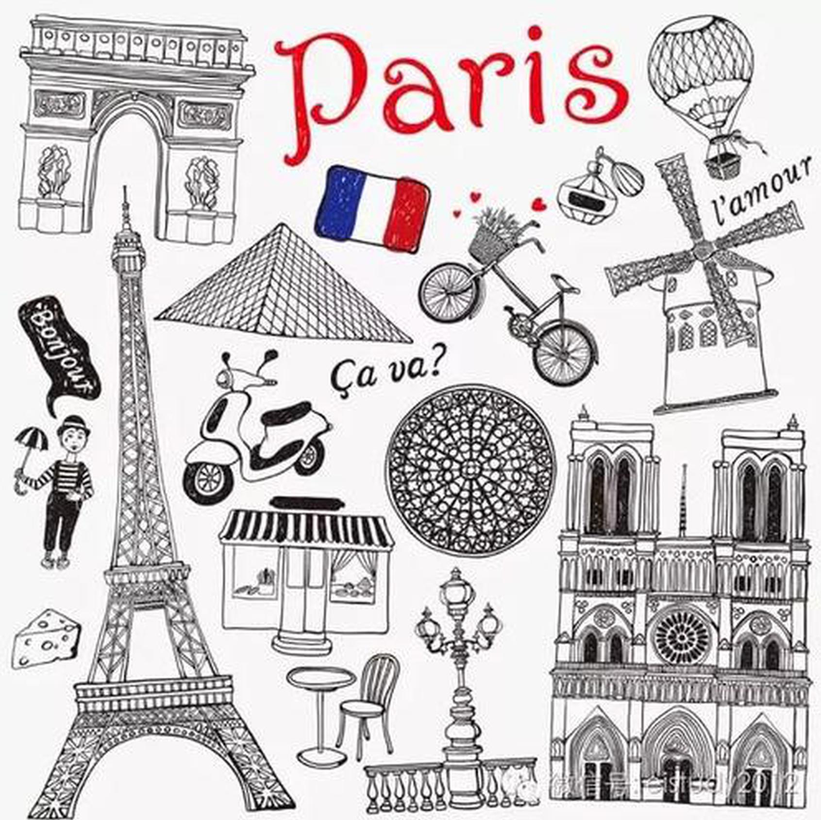 法国教育的秘密:全都藏在餐桌上