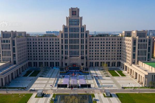 """西安交大新校区成中国首所没""""围墙""""大学"""