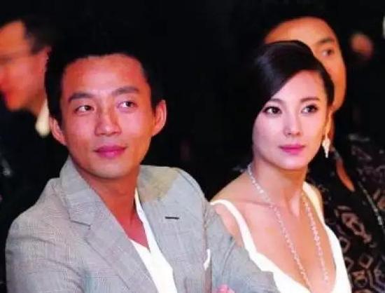 汪小菲和张雨绮(图片来源于网络)