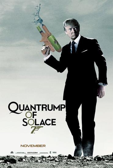Quantrump Of Solace 大破量子危机