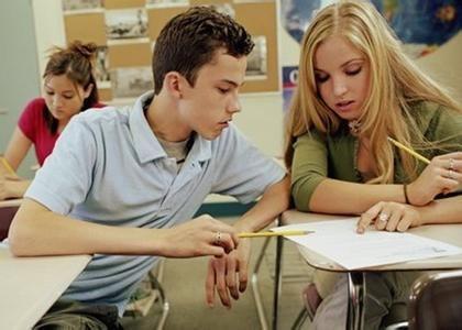赴美读高中也要使劲学 这并不是一条轻松的路