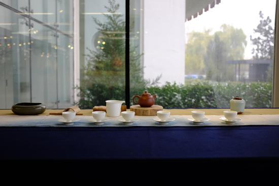 培德随处可见的茶席(二)