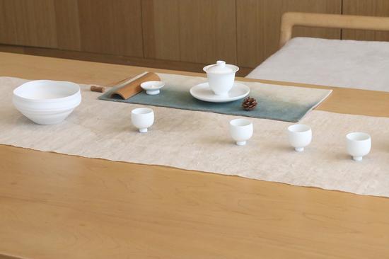 培德随处可见的茶席(一)