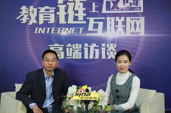 睿丁英语教研院院长赵亚松