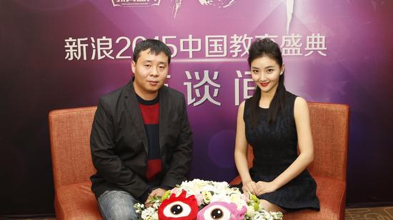 DaDaABC少儿在线英语创始人李天锋