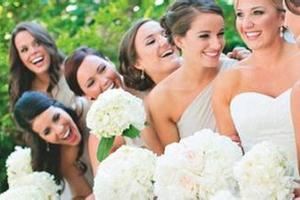 双语揭秘:西方婚礼8个传统的奇怪起源
