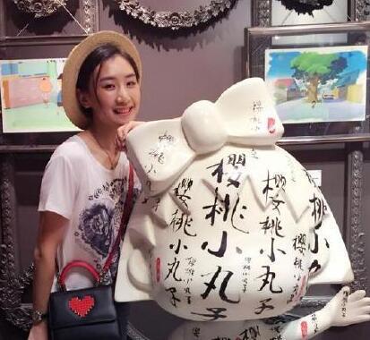 奥运冠军何雯娜(图片来源于网络)