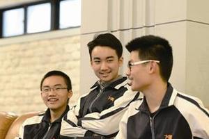 16岁高二鲜肉学霸奥赛夺金遭清华北大争抢(图)
