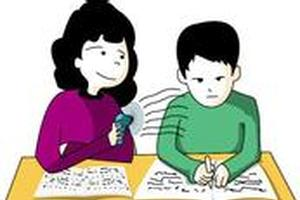 高三家长的陪读秘诀:带儿子提高100多分