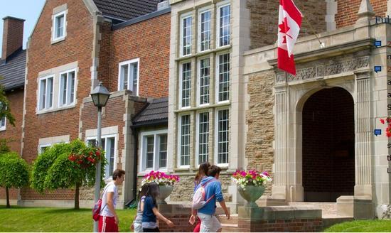 过来人留学:来加拿大寸步讲诉英语低龄不好难高中生初次图片