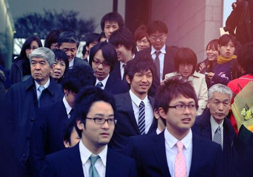 日本员工忠诚度不高?