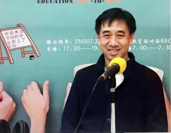 著名高考咨询专家、计桥高考志愿研究院院长赵京