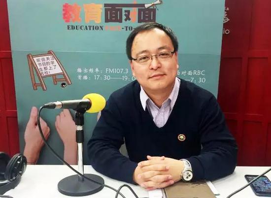 北京理工大学招生就业处副处长张东