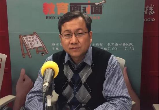 北京交通大学招生就业处处长史贞军