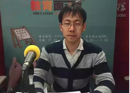 北京化工大学招办副主任李庆
